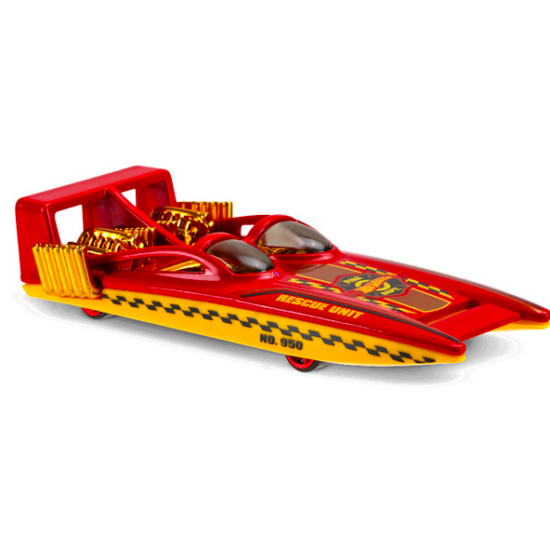 Hot Wheels Rescue: H2GO kisautó
