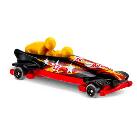 Hot Wheels Daredeviles: Ice Shredder bob