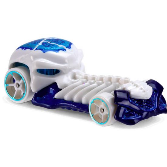 Hot Wheels Fright Cars: Skull Crusher kisautó