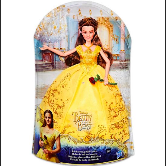 Disney Szépség és a Szörnyeteg: Belle baba
