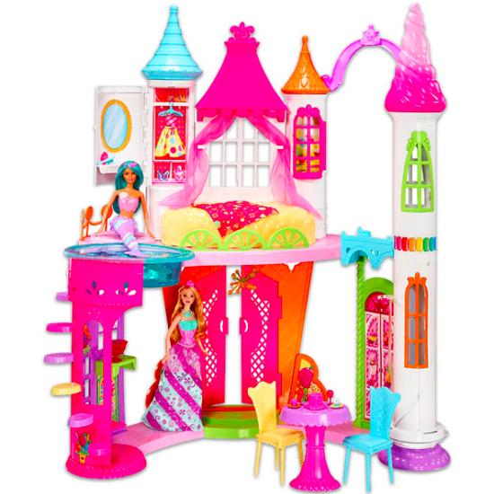 Barbie Dreamtopia: Nasifalvi kastély