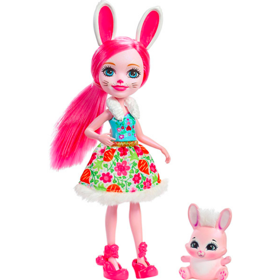 EnchanTimals: Bree Bunny figura