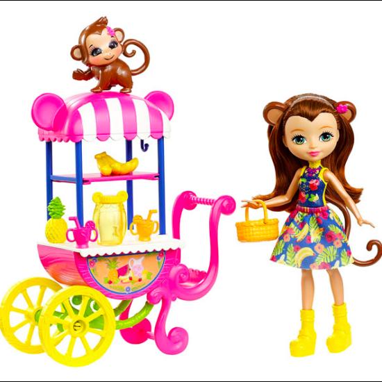 EnchanTimals: Merit Monkey játékszett