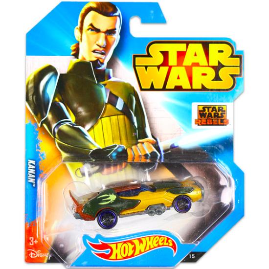 Hot Wheels: Star Wars - Kanan