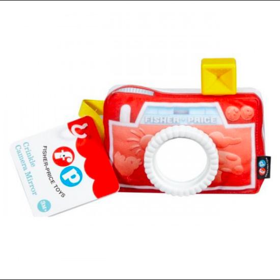 Fisher-Price Tükrös kamera plüss