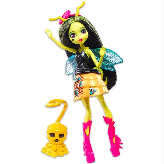 Monster High: Rémségek a kertben - Beetrice, a méh