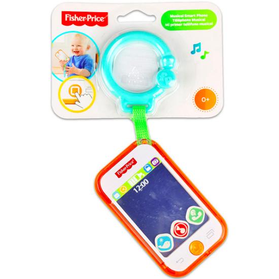 Fisher-Price: Zenélő okostelefon
