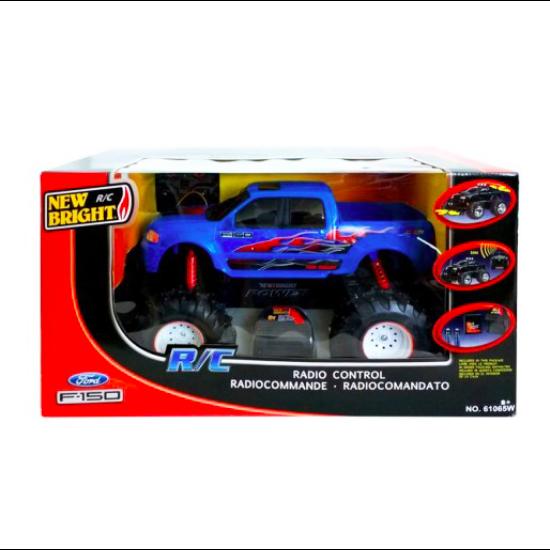New Bright 1:10 Ford F 1-150 RC távirányítású autó