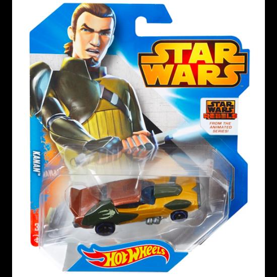 Hot Wheels: Star Wars - Kanan kisautó 1/64