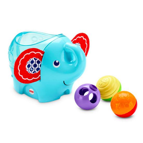 Fisher-Price: Roly-Poly elefánt