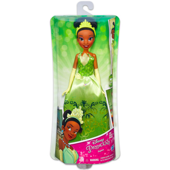 Disney Hercegnők: Tiana divat baba