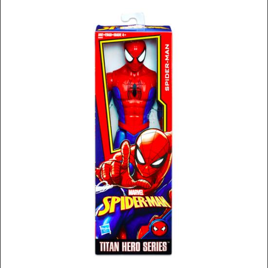 Pókember: Titan Hero Series - Pókember figura