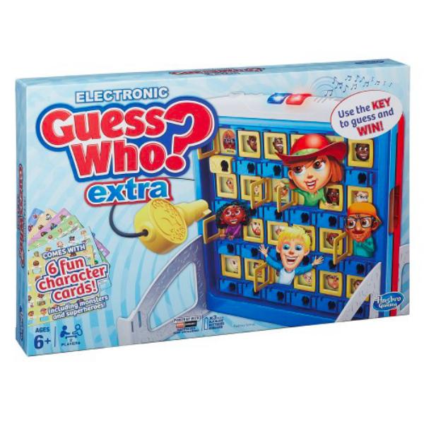 Találd ki Extra társasjáték - elektronikus változat