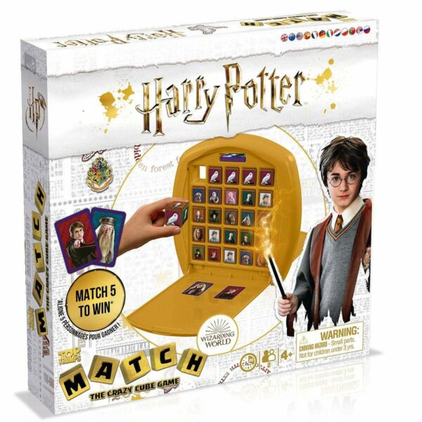 Top Trumps MATCH – Harry Potter - ÚJ