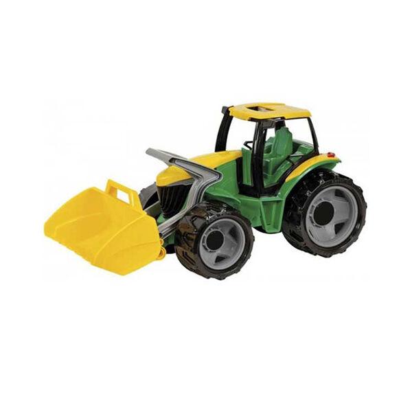 LENA Óriás traktor homlokrakodóval - 62 cm