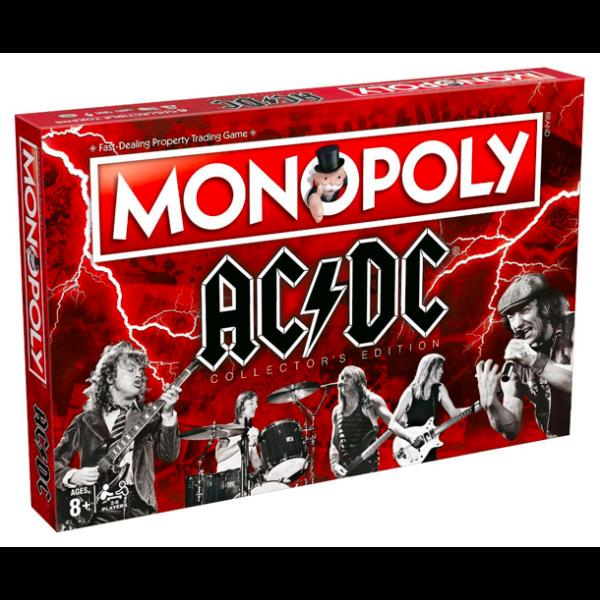 Monopoly: AC/DC (angol)