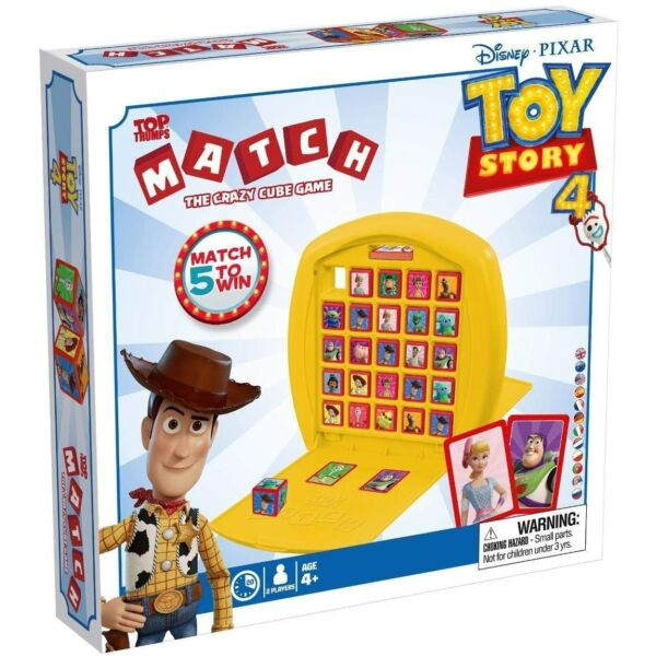 Toy Story 4 MATCH társasjáték