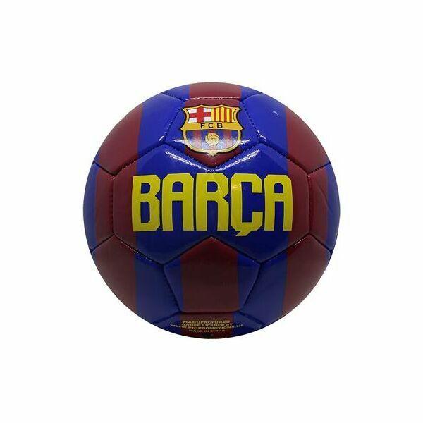 FC Barcelona: csíkos focilabda