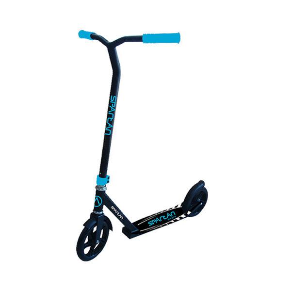 Stunt roller fekete-kék színben - Spartan
