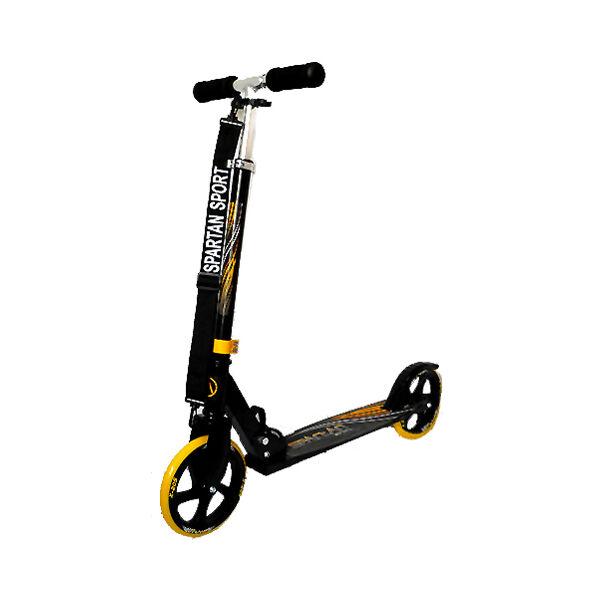 Jumbo Roller fekete-sárga színben - Spartan