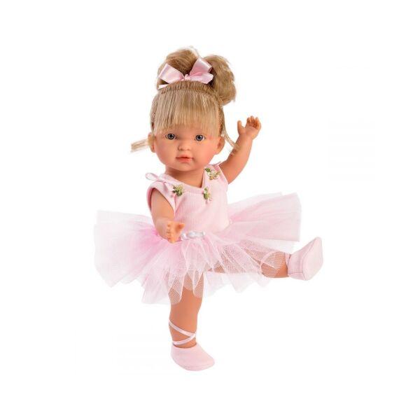 Llorens Valeria balett baba 28 cm-es méretben