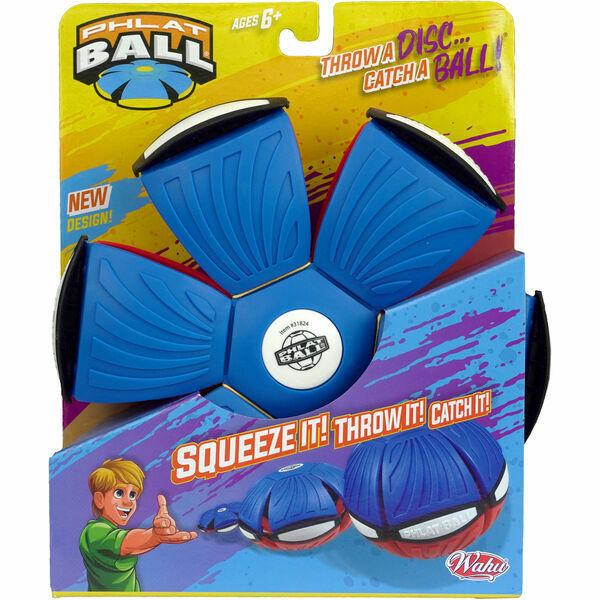 Phlat Ball: Frizbilabda - többféle
