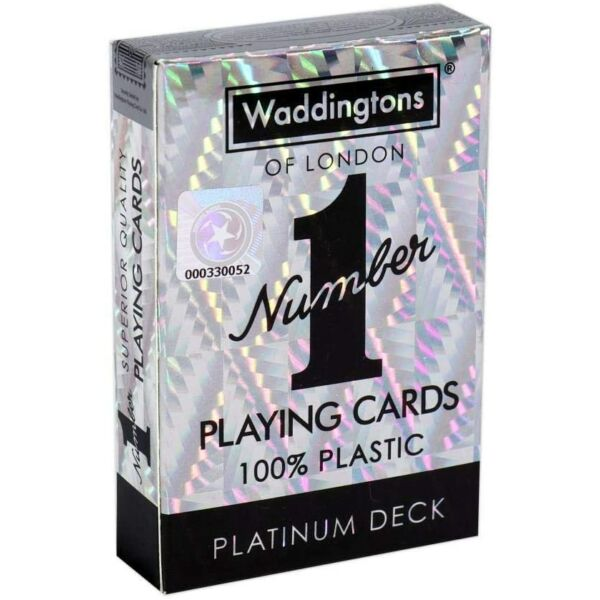 WADDINGTON #1 PLATINUM FRANCIAKÁRTYA