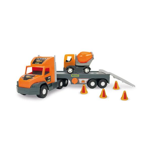 Wader Super Tech Truck betonkeverővel