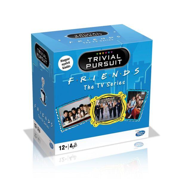 Jóbarátok Trivial Pursuit társasjáték