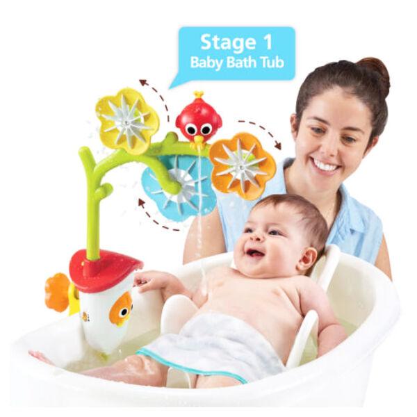 Yookidoo fürdőjáték - Érzékelős fürdőkádforgók