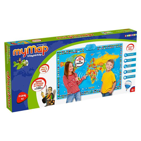 Az én világtérképem