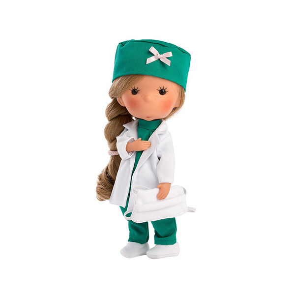 Llorens Miss Minis Doktornő baba 26 cm