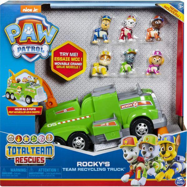 Mancs Őrjárat Közepes Jármű - Rocky
