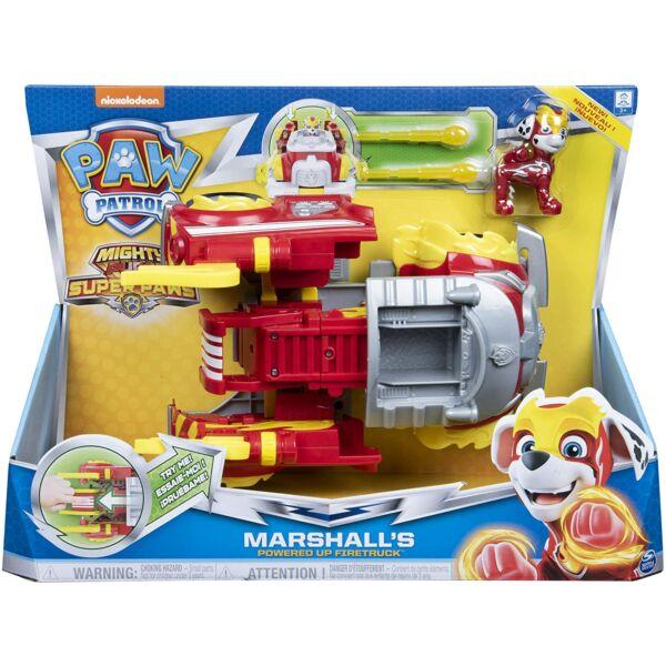 Mancs Őrjárat Mighty Pups: Átalakuló járművek - Marshall