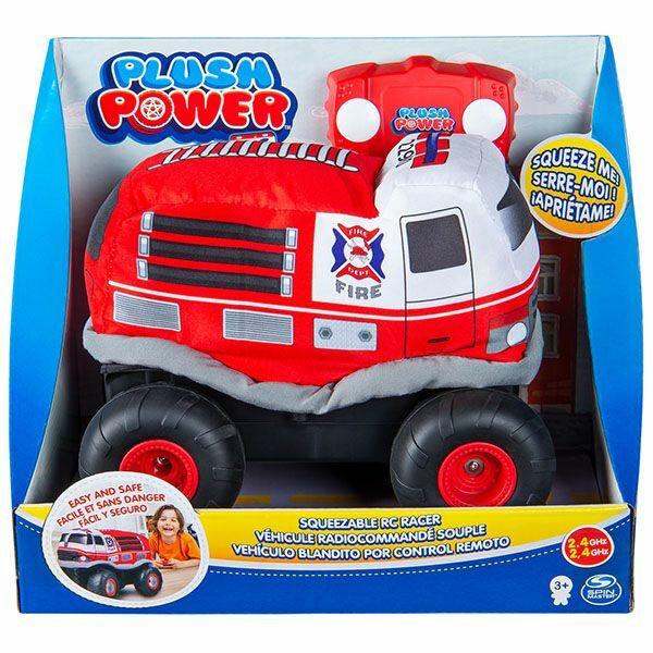 Első RC-m: Plüss tűzoltóautó