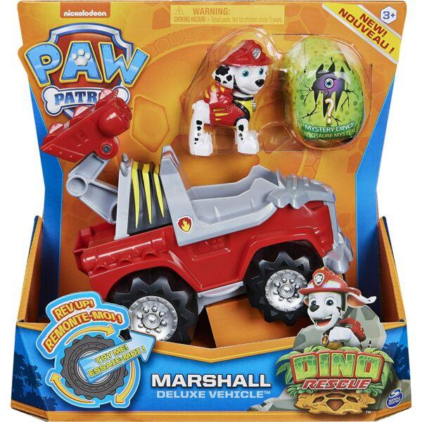 Mancs Őrjárat Dino járművek - Marshall