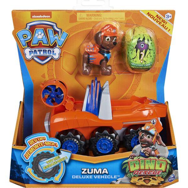 Mancs Őrjárat Dino járművek - Zuma