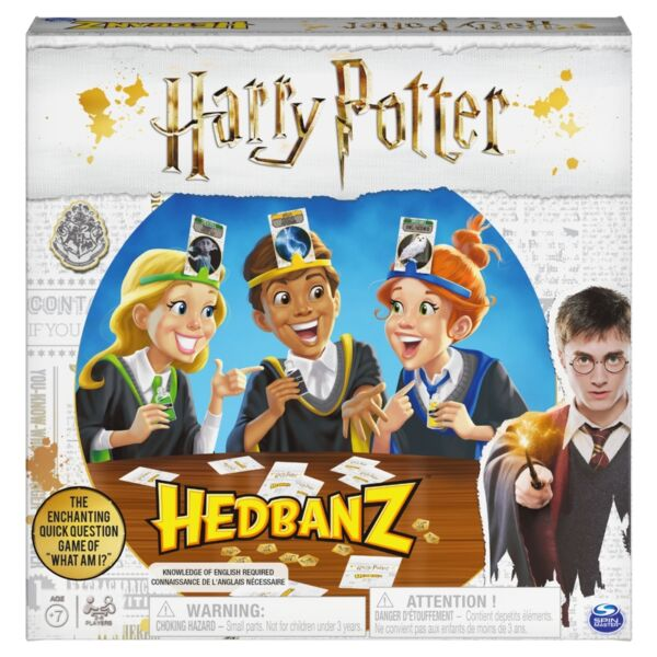 Hedbanz Harry Potter