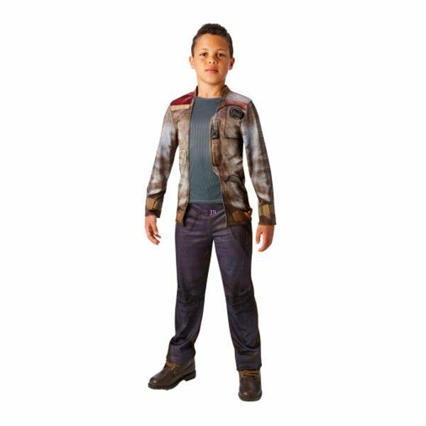Rubies: Star Wars Finn deluxe jelmez - M méret