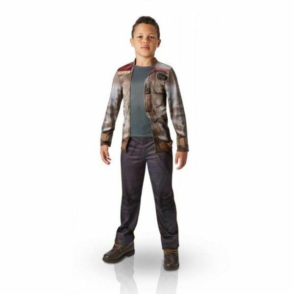Rubies: Star Wars - Finn deluxe jelmez - S méret