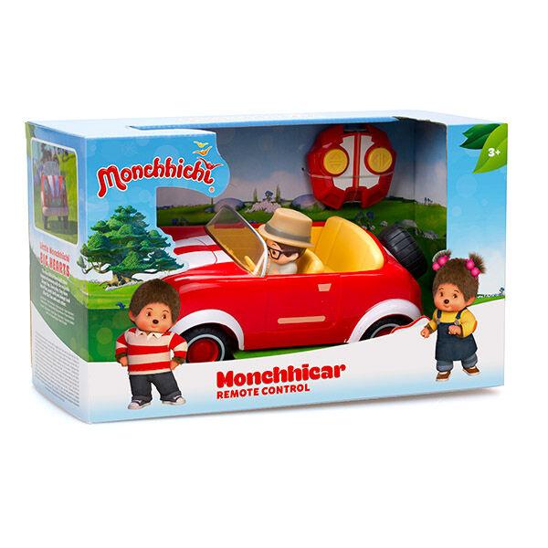 Monchhichi: Monchhicar távirányítós autó