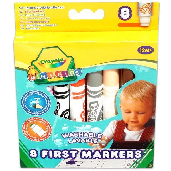 Crayola Mini Kids: Gyermek filctoll szett