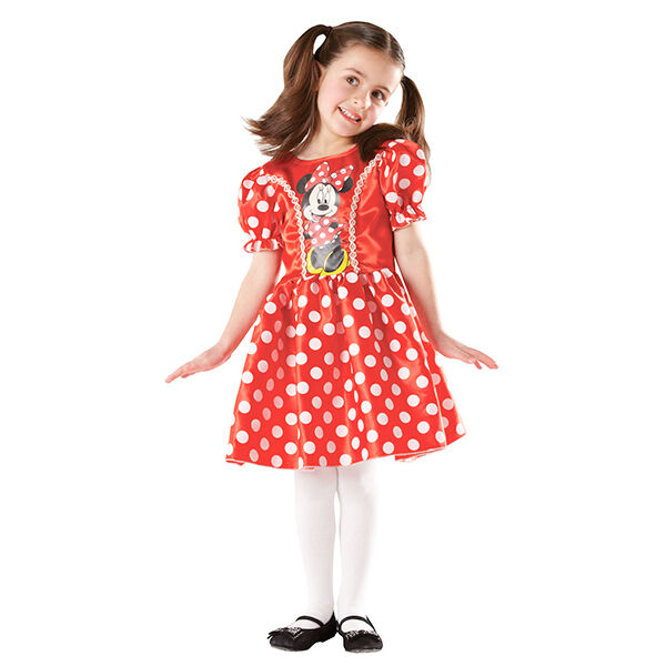 Rubies: Minnie egér jelmez - L-es