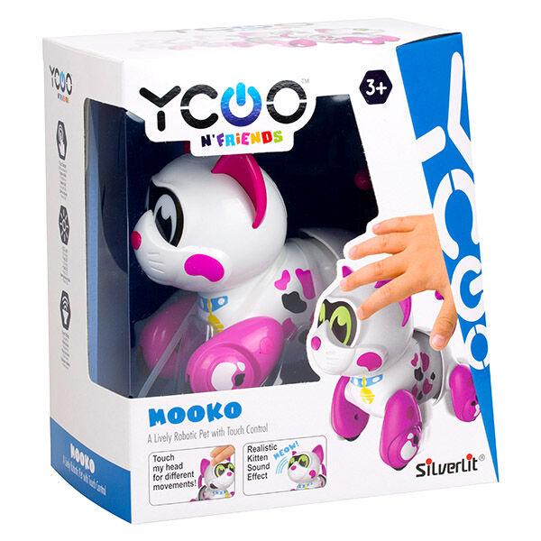 Silverlit: Mooko zenélő táncoló kiscica