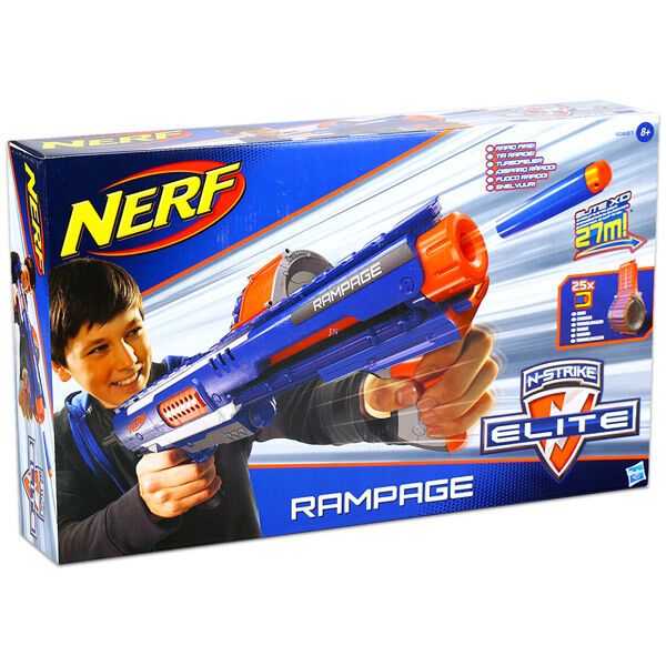 NERF N-Strike Elite: Rampage Blaster