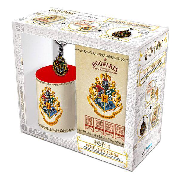 Harry Potter: ajándékcsomag jegyzetfüzettel
