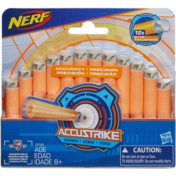 NERF N-strike Accustrike: szivacstöltény szett - 12 darabos
