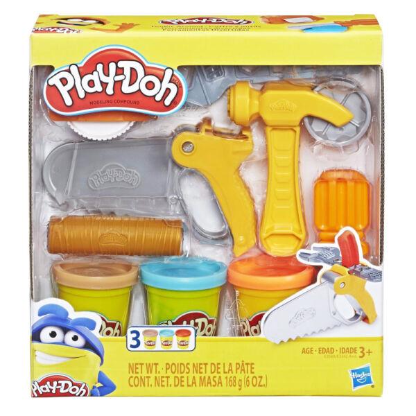Play-Doh - Szerszámkészlet gyurmából