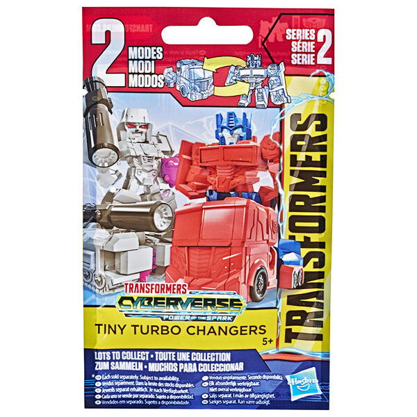 Transformers: Tiny Turbo Chargers - meglepetésfigura
