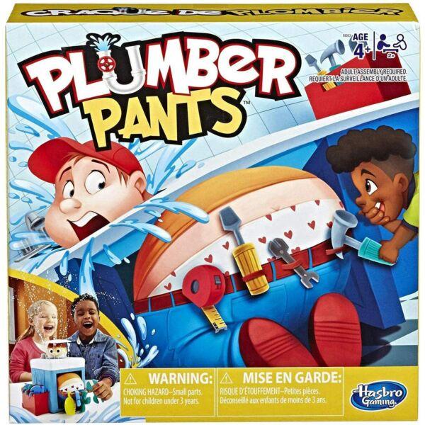 Plumber Pants társasjáték